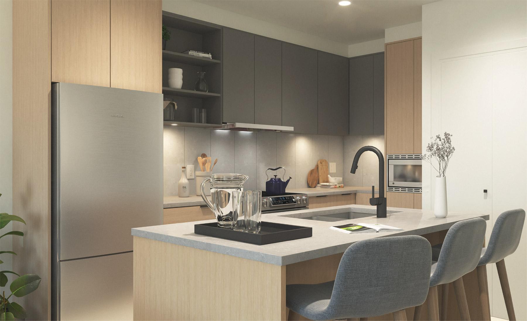 Homes - Kitchen