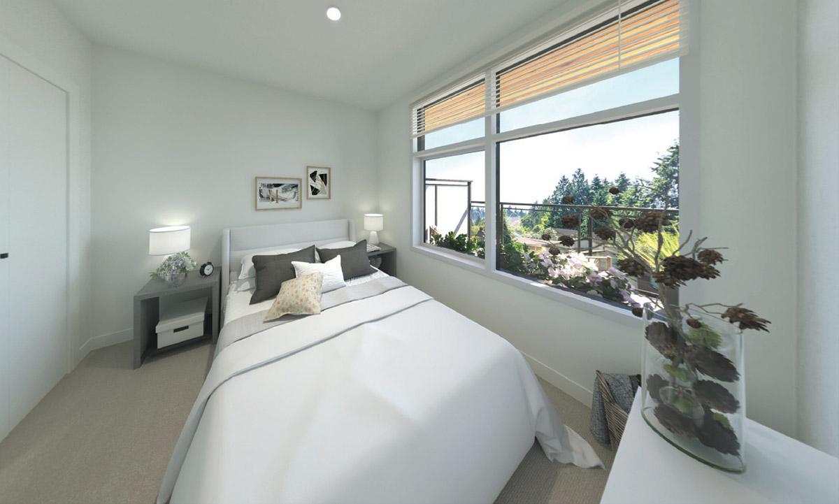Homes - Bedroom